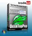 Desktop Pop. Full Version with Sales Page & Master Resell Rights.
