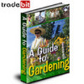 A Guide To Gardening. Practical Guide. Private Label Rights.
