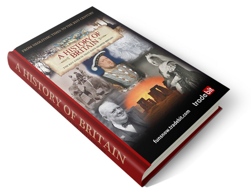 Product picture A History of Britain: The Key Events That Have Shaped Britain