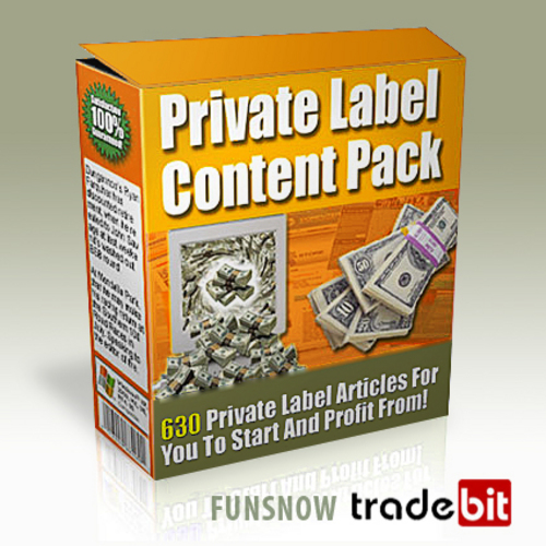 Product picture NEW! 630 Niche Articles With Sales & Download Pages. Private Label Rights Included.