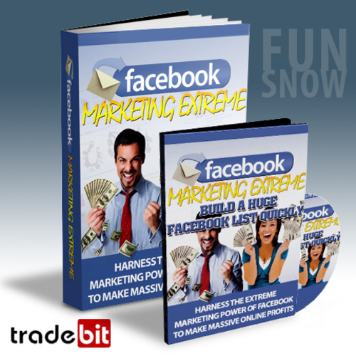 Product picture Facebook Marketing Extreme + Social Networking Supercharged!
