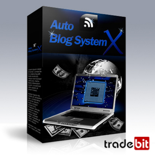 Product picture Auto Blog System X. Full Version With 6 Coaching Videos Included!